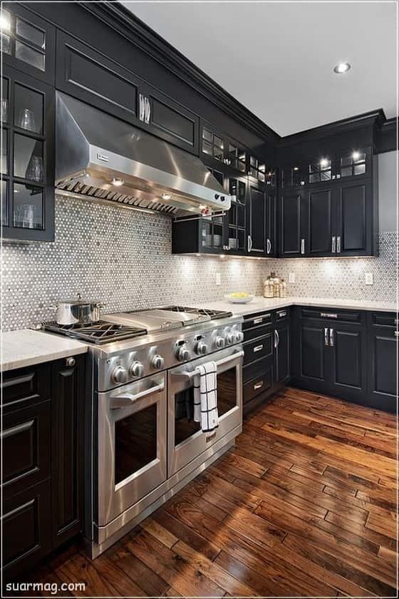 مطابخ خشب 14 | Wood kitchens 14