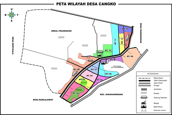 Sejarah Desa Cangko Kec Tukdana Kab Indramayu