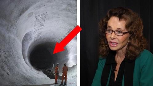 Linda Moulton Howe: Descoberta estruturas com 34 milhões de anos sob o gelo a 3 milhas da Antártida