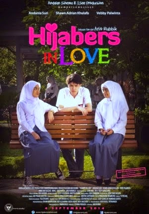 Review Film Hijabers In Love 2014 - Indonesia Movie