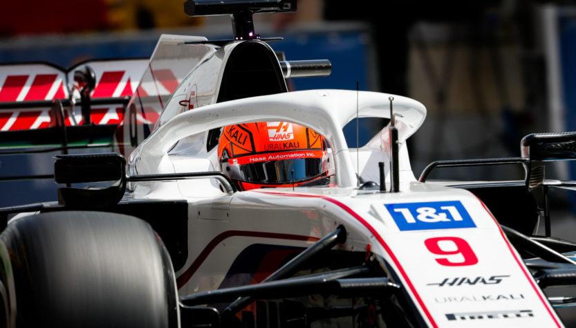 Nikita Mazepin 'permanecerá humilde' enquanto dirige uma Haas pouco competitiva