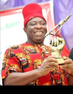 """ANAMBRA CENTRAL:  _""""Our Vote is for APGA"""" - Sen. Victor Umeh*_"""