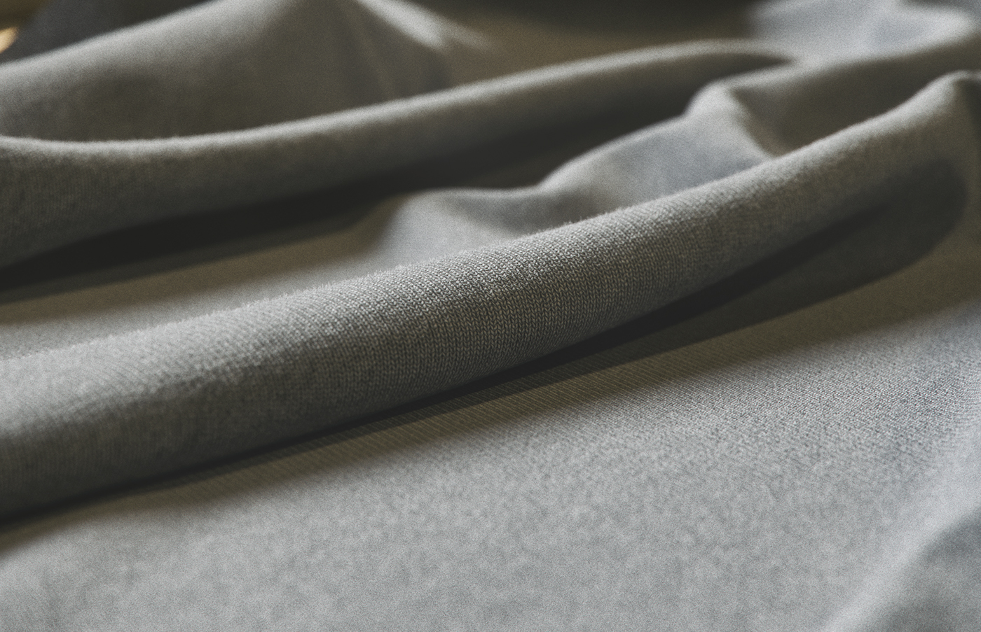 Creating Realistic Fabric material with Microfibers | CG