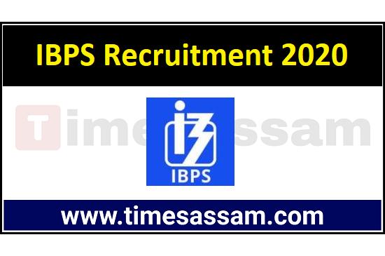 Job in IBPS Specialist Officer