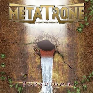 """Ο δίσκος των Metatrone """"Paradigma"""""""