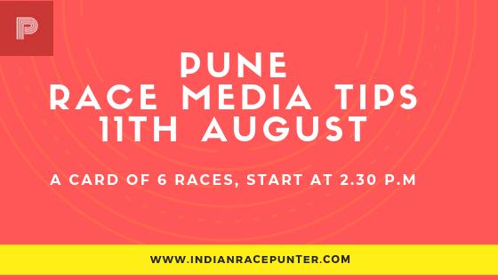 Pune Race Media Tips 11 August