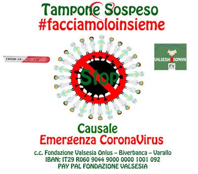 Tampone Sospeso