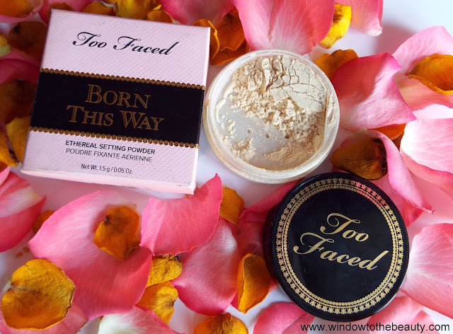 Too Faced Born This Way odcień translucent swatche i opinie