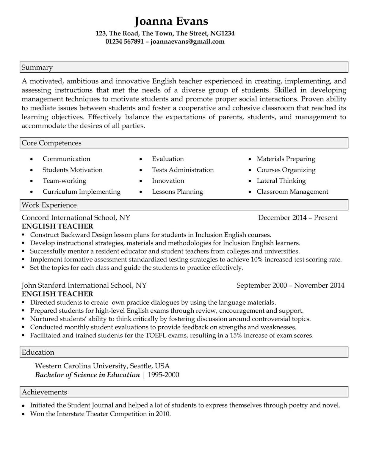 proper resume format 2019 pdf samples proper resume 2020