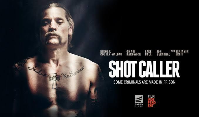 Shot Caller (2017) Bluray Subtitle Indonesia