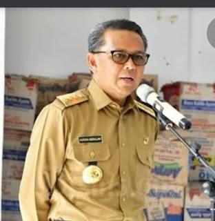 Akibat Covid Di Sulsel Gubernur Akan Mengganti PJ Walikota Makassar
