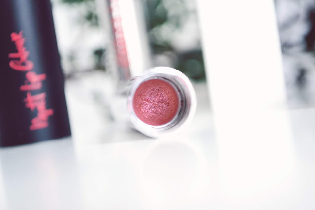 ALCINA Glittery Lip Coat, Lip Colour Cranberry, Matt Lip Colour Tea Rose