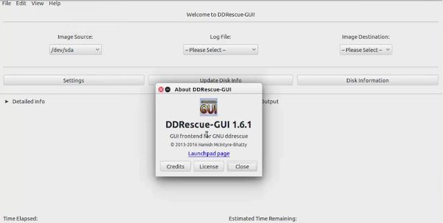 Como instalar o Ddrescue-GUI no Ubuntu, Linux Mint e derivados!