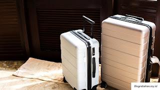 Sequence of Service Langkah-langkah Menyimpan Barang Tamu di Luggage Storage