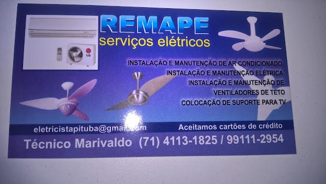 Remape Serviços Elétricos
