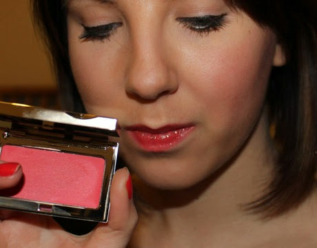Clarins Multi-Blush Cream Blush in Grenadine