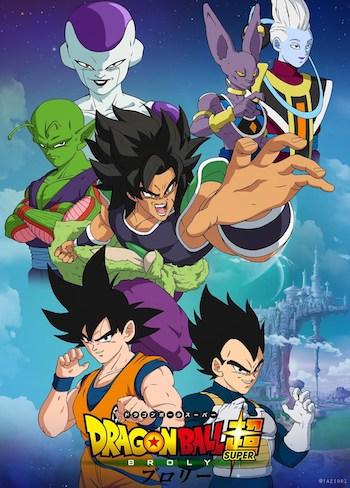 Dragon Ball Super Broly 2018 Dual Audio Hindi Full Movie Download
