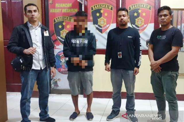Posting 'Rakyat Aceh Siap Perang' Jika Divaksin, Pria Simeulue Ditangkap