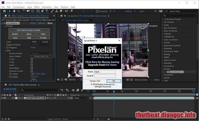 Download Pixelan SpiceMaster Pro 3.02 Full Crack