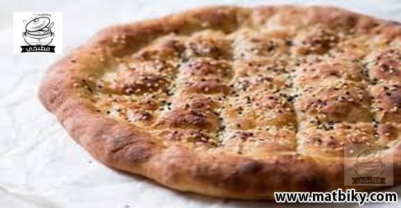 طريقة تحضير الخبز التركي I الخبز التركي الشهي بطريقة سهلة