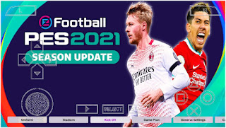 Download PES 2021 PPSSPP Android Offline Chelito V2 Commentator English Real HD Faces & Update Full Transfer