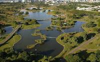Parque da Cidade Maior Parque do mundo