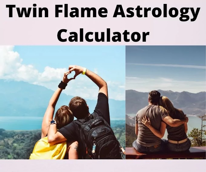 Awesome Twin Flame Astrology Calculator