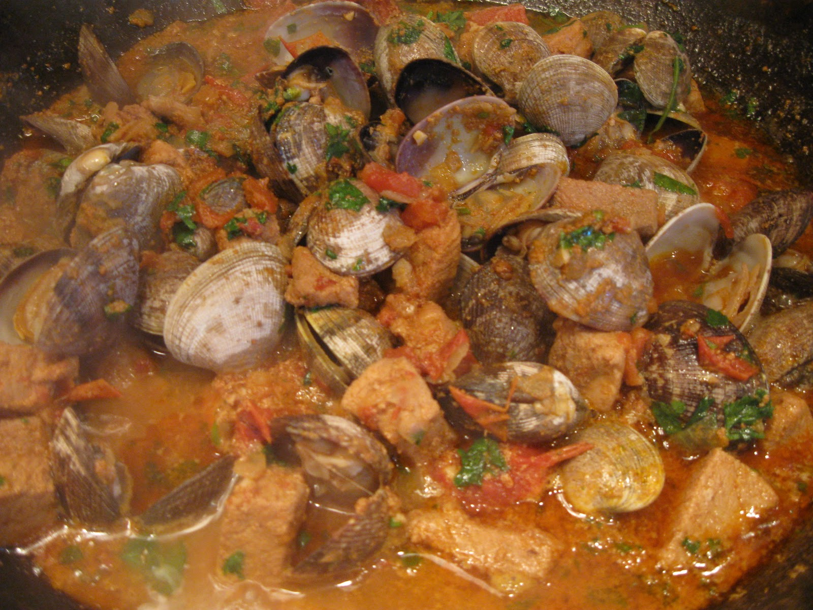 Whole Foods Chopped Clams