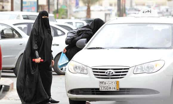 WOMEN TO RUN TAXI IN SAUDI ARABIA