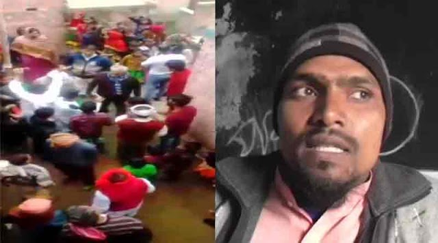 'বন্দেমাতরম' না-গাওয়ায় মুসলিম শিক্ষকের উপর হামলা