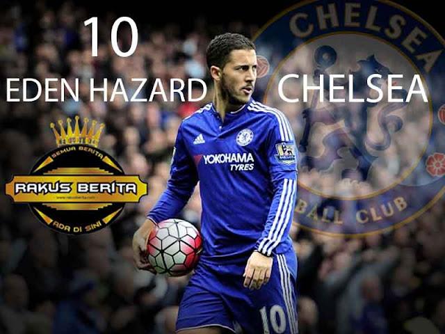 Hazard Berniat Untuk Incar Gelar FA Untuk Pertama Kalinya