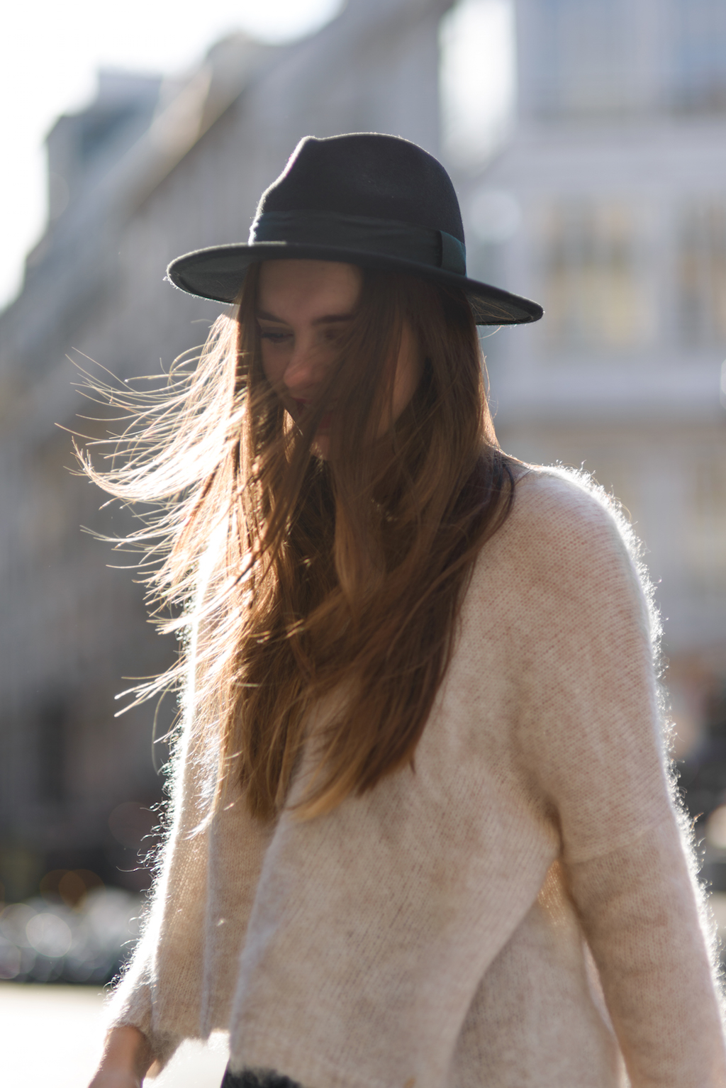 blogueuse mode chapeau & other stories