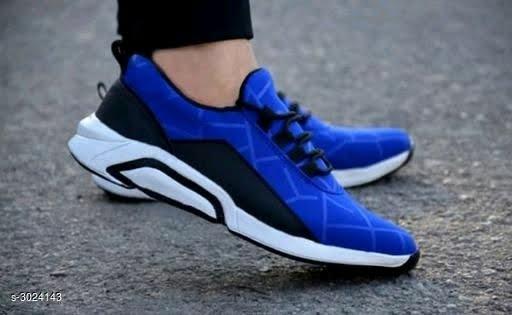 Elite Classy Men's Mesh Sports Shoe