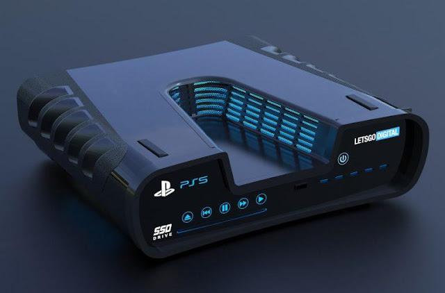 Primeras imágenes en 3D del kit de desarrollo de Sony para PS5.