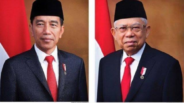 Inilah Kabinet Indonesia Maju besutan Jokowi