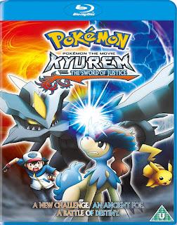 Pokémon – La Película 15: Kyurem Contra el Espadachín Místico [BD25] *Con Audio Latino