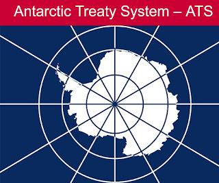 अंटार्कटिक संधि |
