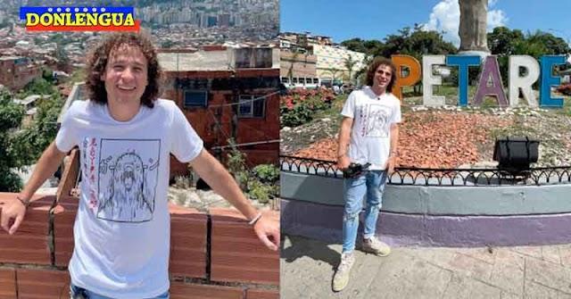 Luisito Comunica se fue de Venezuela tras hacer los mismos videos de Álex Tienda