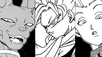 """Dragon Ball Super"" serie roja / serie super num.1"