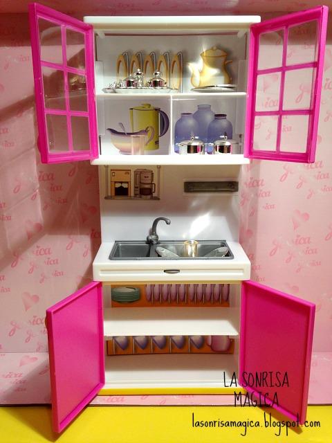 La sonrisa m gica mini cocina el ctrica unboxing review for Muebles de cocina walmart