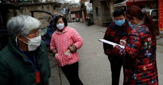 Over 2800 New Cases Of Coronavirus Reported Nation-wide In China