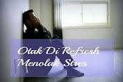 otak di refresh menolak stres