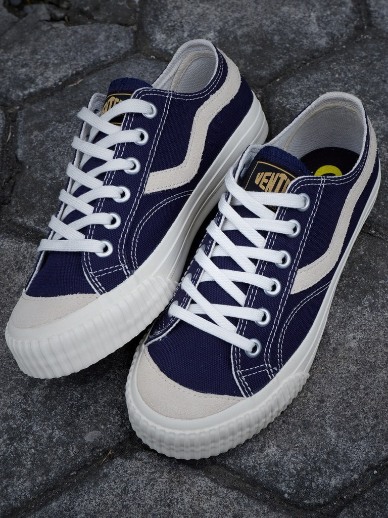 Sepatu Ventela Public Suede