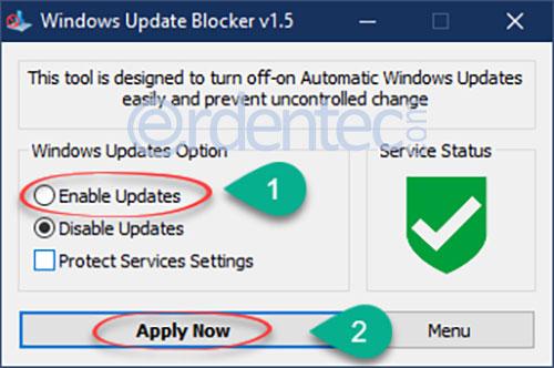 Fix Windows 10 Update Change Access Denied