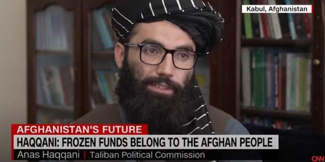 Taliban Soal Sanksi Ekonomi: Rezeki Bukan di Tangan Biden, Eropa, Rusia atau China