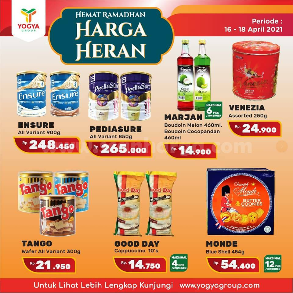 Katalog Promo Toserba Yogya Weekend 16 - 18 April 2021 5