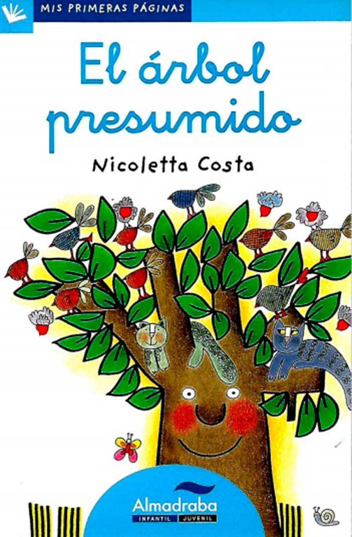 El árbol presumido, de Nicoletta Costa