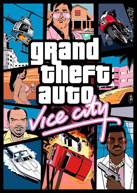 تحميل لعبه جاتا gta vice city