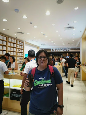 Lalaine Pedrico, HUAWEI Nova 3i User | Huawei Service Day