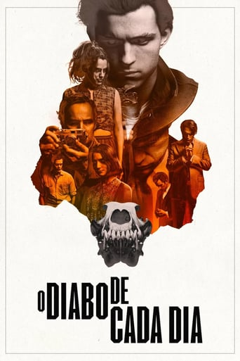 Download O Diabo de Cada Dia (2020) Torrent Dublado e Legendado